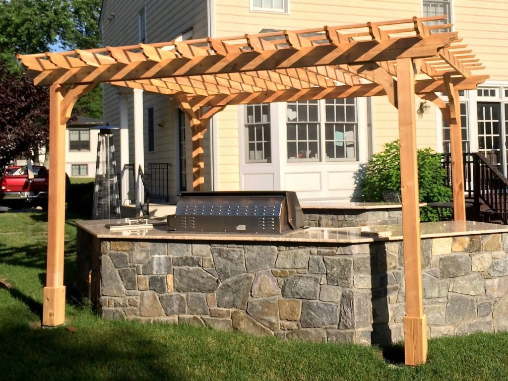 10x12 cedar cozy retreat pergola