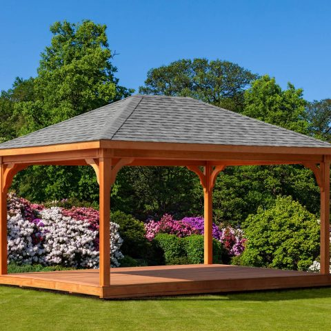 Wood Pavilions