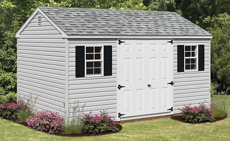 quality backyard shed