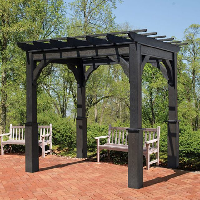 Affordable Pergola Kit Options for Maximum Style