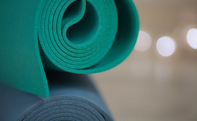 shed hangout ideas for yoga studio