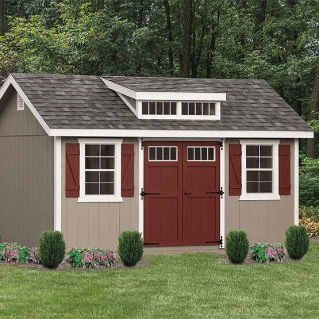 shed color combinations