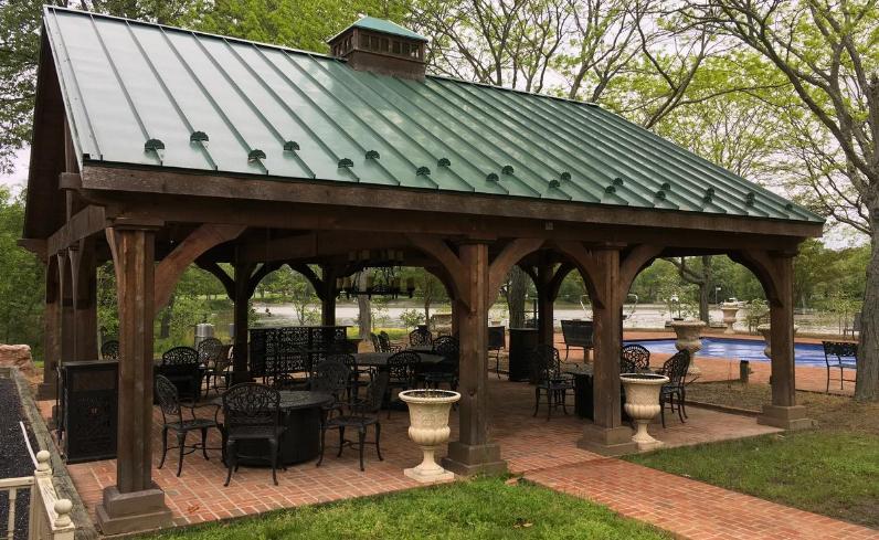 picnic shelter designs