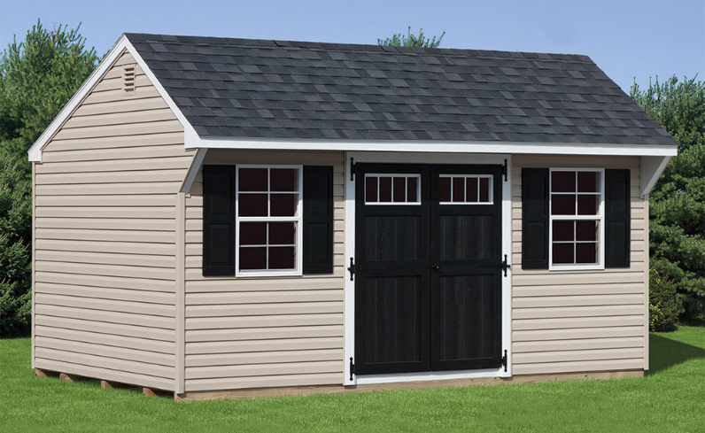 shed styles