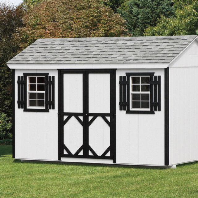 shed types