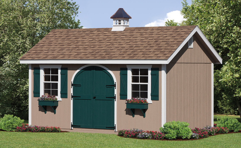 type of classic shed