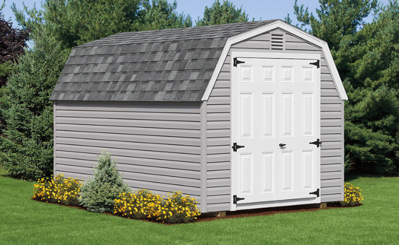 types of sheds