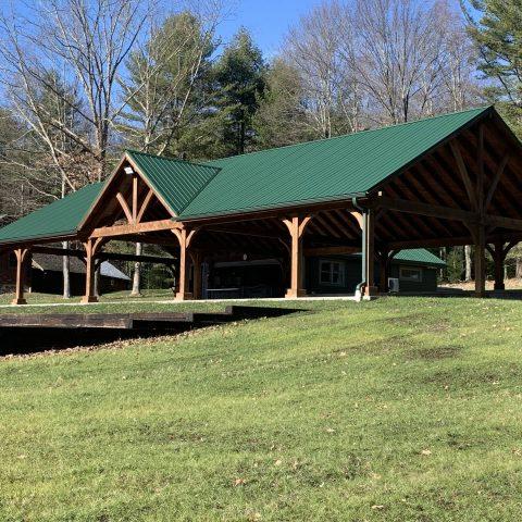 Commercial Pavilions