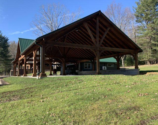 Bear Creek Cedar Pavilion