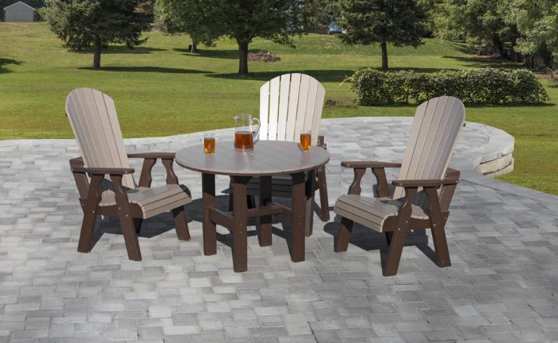 deck furniture refresh