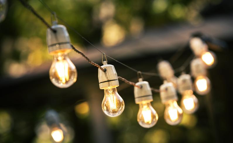 deck lighting updates