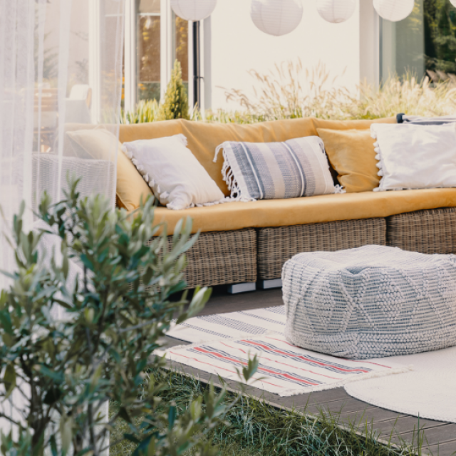 Backyard Privacy Ideas that Enhance Your Outdoor Style