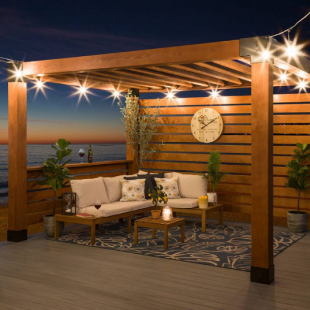 What is a Pergola & How to Use One?