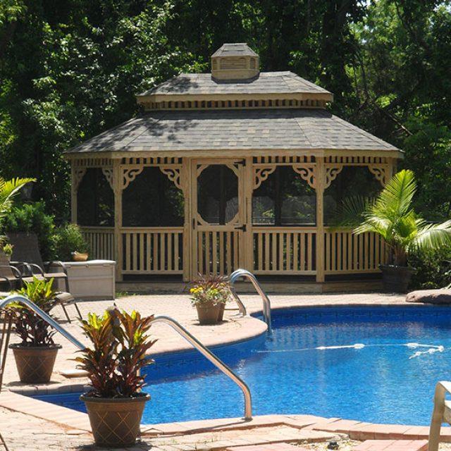 7 Pool Patio Decor Ideas