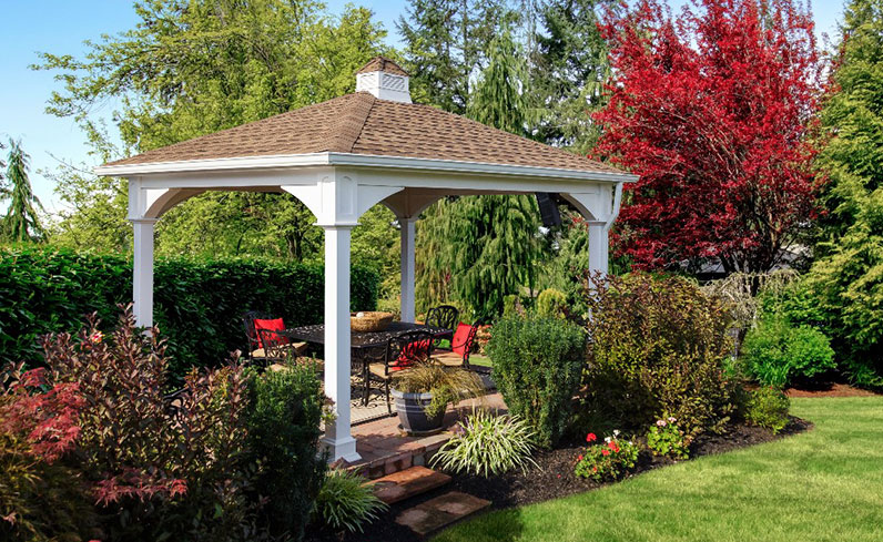backyard pavilion pictures