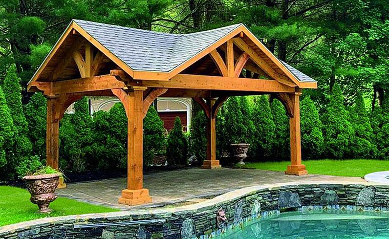 pool pavilion inspiration