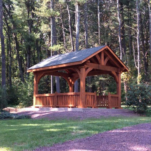 Amish Backyard Pavilion Prices