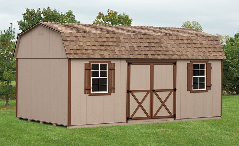 affordable jumbo shed
