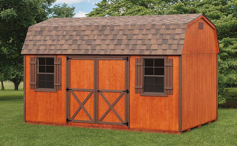 farm-style sheds